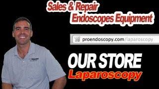 Laparoscopy Endoscope Repair