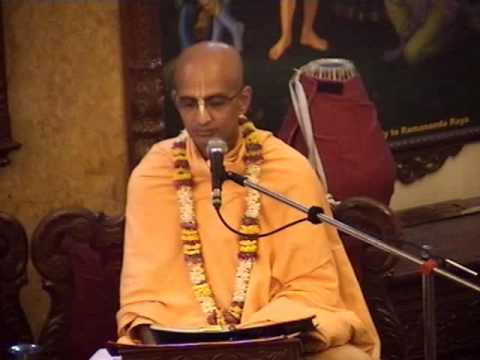 Sri Ram Navami Festival Evening Class by Radha Gopinath Prabhu at ISKCON Chowpatty on 5th Apr 2017