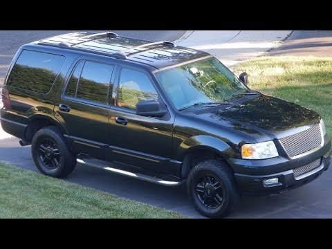 ford expedition xlt sport utility  door