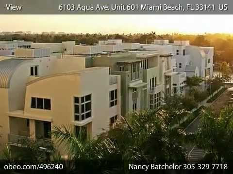 Luxury Lease in Aqua | Miami Beach Real Estate