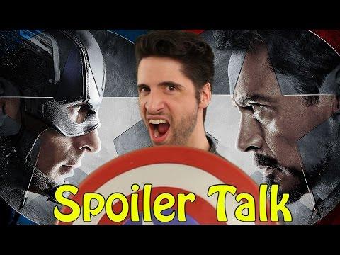 Captain America: Civil War - SPOILER Talk