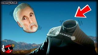 I UNLOCKED HEADLESS DOOKU!! - Star Wars Battlefront 2