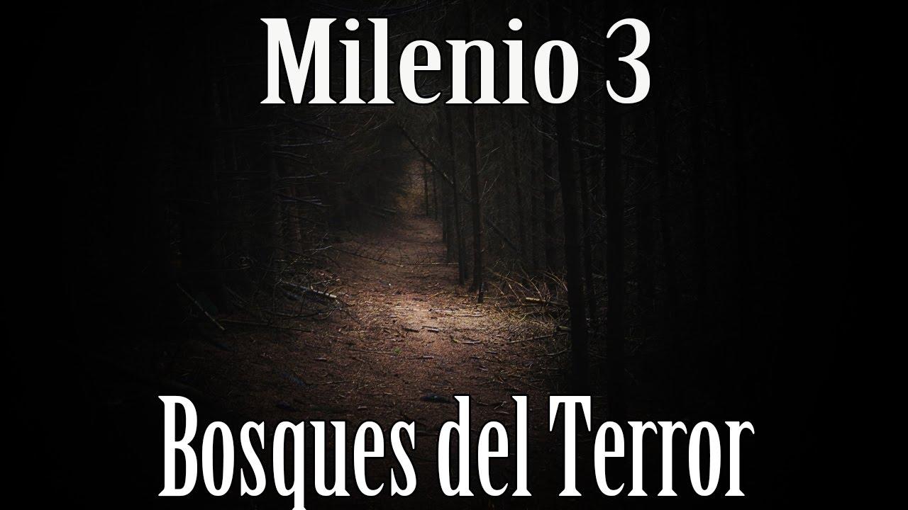 Milenio 3 - Los bosques del terror. \'Arqueología\' de la radio del ...