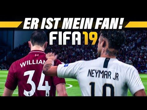 NEYMAR ist unser Fan! – FIFA 19 The Journey Champions Deutsch #13 – Lets Play 4K Gameplay German