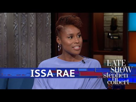 Issa Rae's Favorite Advice: 'Don't Be Afraid To Be A Bitch'