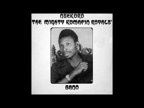 Nsekuro - The Mighty Kumapin Royals Band Led by Akwasi Ampoto Agyei