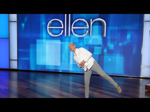 Cover Lagu Wanna Know If Ellen Washes Her Legs? Here You Go stafamp3