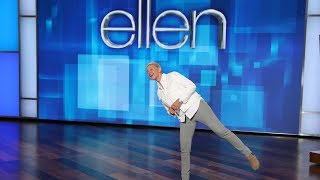 Wanna Know If Ellen Washes Her Legs? Here You Go