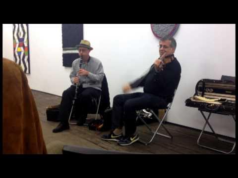 Ned Rothenberg and Mark Feldman Duet