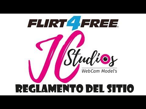 Reglas Flirt4free -Jc Studios - Modelos Webcam