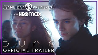 Dune   Official Trailer   HBO Max