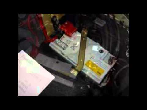 bmw battery replacement youtube. Black Bedroom Furniture Sets. Home Design Ideas