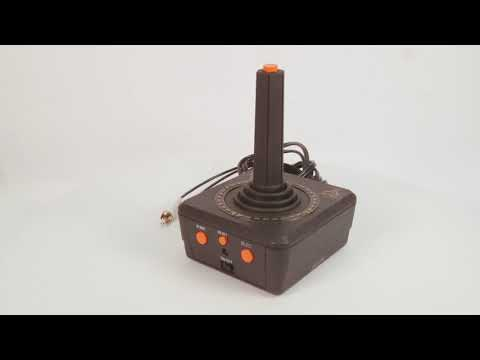 Atari 'Retro' TV Plug and Play - Early Preview Rotating Video