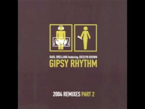 """Raul Orellana Feat. Jocelyn Brown """"Gipsy Rhythm"""" (Dr. Kucho! Remix)"""