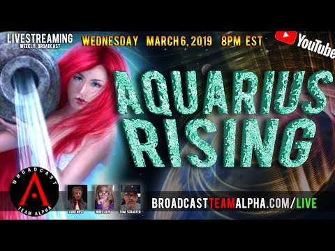 AQUARIUS RISING - It's The Dawning Of The Age Of Aquarius! What Does That Really mean?