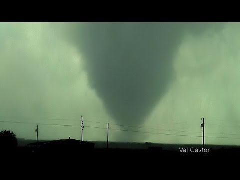 Howardwick, TX Tornadoes by Val and Amy Castor 5-22-16