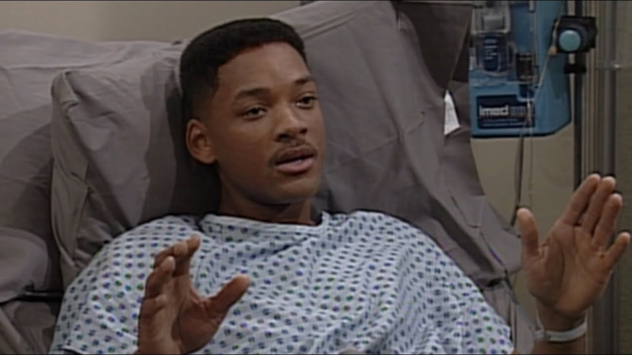 The 'Fresh Prince' When Will Got Shot And Carlton Bought A Gun