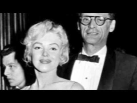 Marilyn Monroe and Arthur Miller -Whithout you
