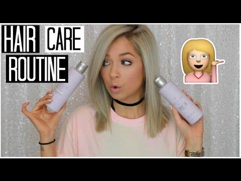 hair care routine how to repair damaged hair keep