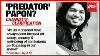 Papon Kissing Row : Child Rights Commission Sends Notice To Singer & TV Channel