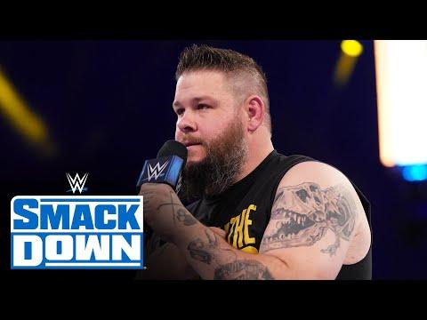 Kevin Owens calls out Roman Reigns: SmackDown Dec. 18, 2020
