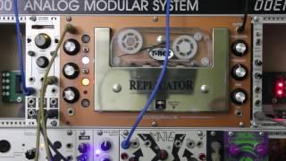 T-Rex Replicator Eurorack Demo