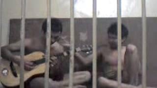 Beginilah hidup di dalam sel tahanan