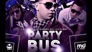 J Alvarez - PartyBus. -