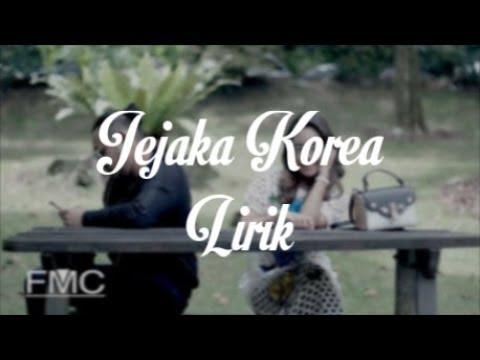 Jejaka Korea - Eleena Harris ft. Faezal Lirik