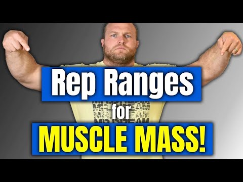 Uncover The Very Best Repetition Range For Muscle Growth