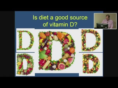 Vitamin D: Bone Up for Winter