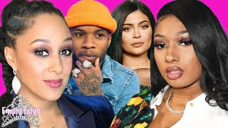 Tamera Mowry LEAVES The Real | Megan Thee Stallion's bad company (Tory Lanez & Kylie Jenner)