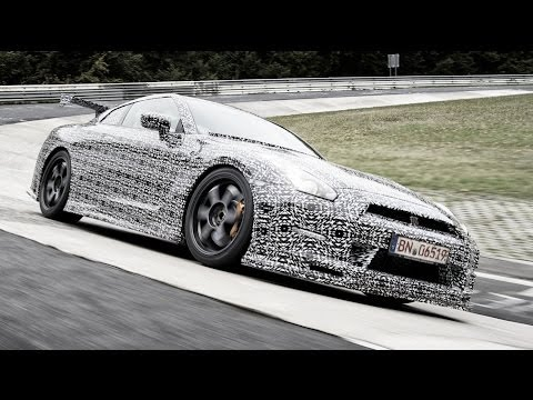 2015 Nissan GT-R NISMO Track Package - Record Nurburging Passenger Lap?