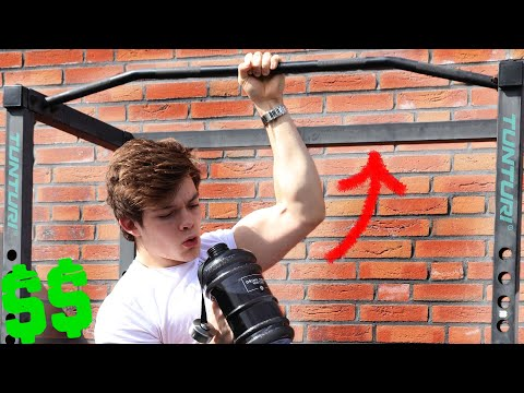 THE BEST PULL UP BAR