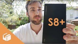 Ami késik, nem múlik | Samsung Galaxy S8+ | Kicsomagoló videó