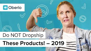 Do NOT Dropship These Products! Sell These Winning Products Instead