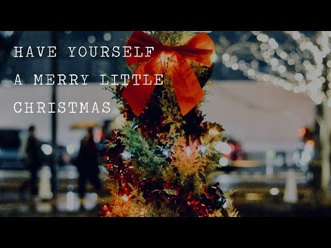 Have Yourself A Merry Little Christmas - Cover By Stanley Lin With Piano By Sing2Piano