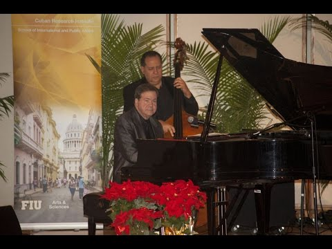 Concierto completo de Enrique Chía en la Florida International University