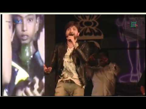 Himesh Reshammiya Live Superhit Performance in #BhairavnathMahotsav Bokaro