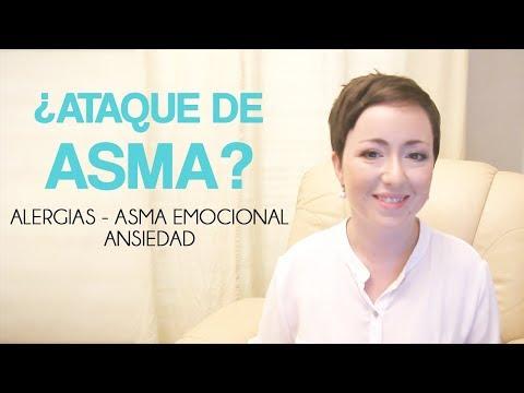 ¿Ataque de Asma? Alergias - Asma emocional - Ansiedad - Eva Garrido - Acu Salud