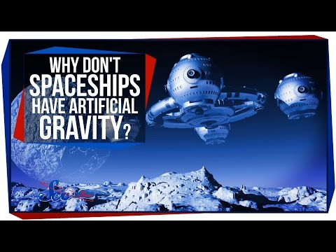 Why Don't Spaceships Have Artificial Gravity?