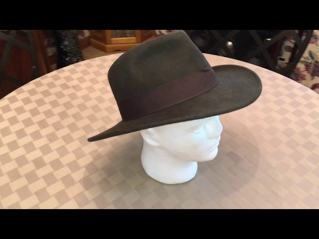 3866f3d00ad30 The Real Indiana Jones Hat Latest Information May 2019