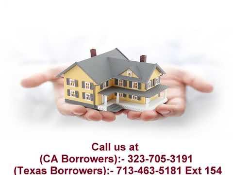 El Paso TX Mortgage Home Loans @ 713-463-5181 Ext 154