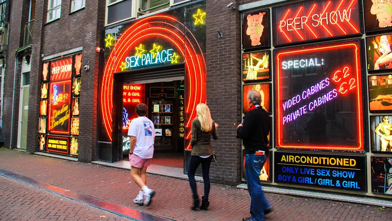 Red Light District Amsterdam Youtube
