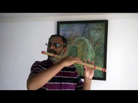 Kannamma Song From Rekka Flute Cover By Shivkumar