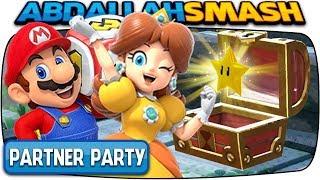 Super Mario Party: Partner Party - Domino Ruins Treasure Hunt! (2-Player Co-Op)