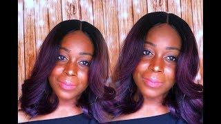 EVERYDAY SLAY HAIR | Model Model Synthetic Hair Deep Invisible Part Wig - JOJO