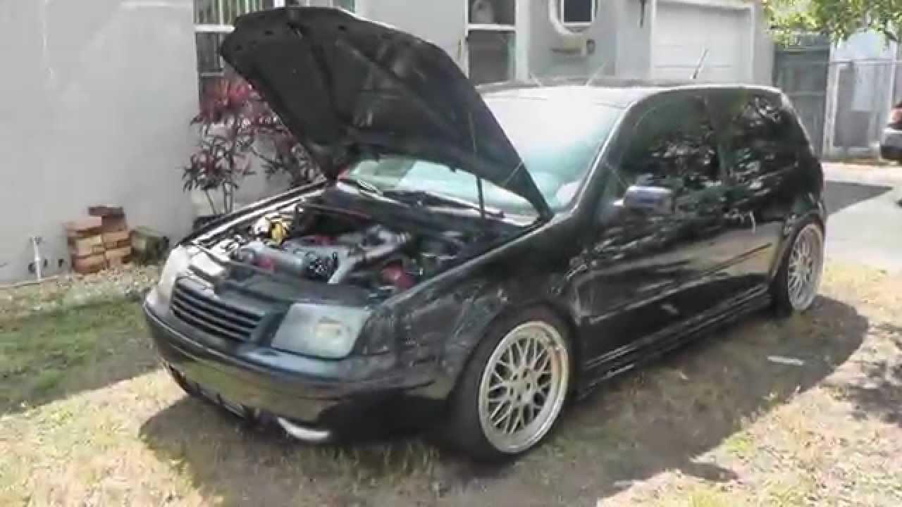 Vw Gti 1 8t Big Turbo
