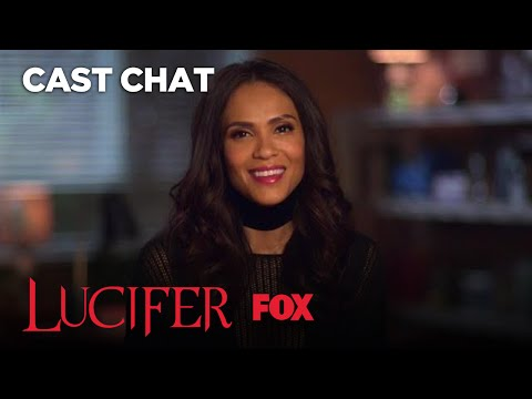 Looking Back At Season 2: LesleyAnn Brandt  Season 2  LUCIFER