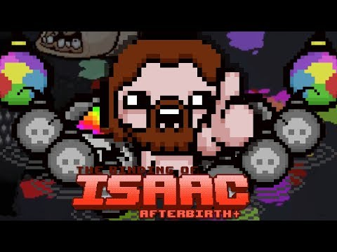 The Binding of Isaac Afterbirth Plus | Paintsplosion!